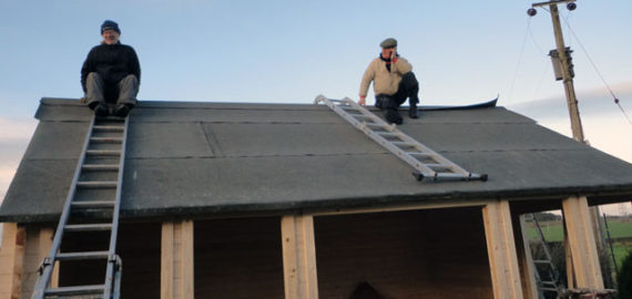 When to replace a roof